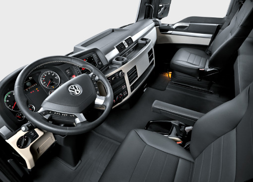 Volkswagen Extrapesados Meteor Cabine