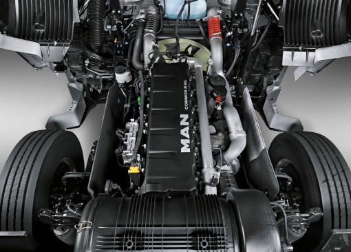 Volkswagen Extrapesados Meteor Motor
